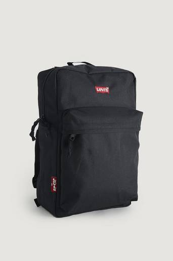 Levi's Ryggsäck Levi's L Pack Standard Svart