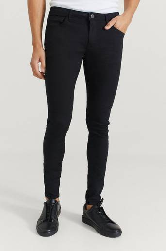 GABBA Jeans Iki K2666 Black Jeans Svart
