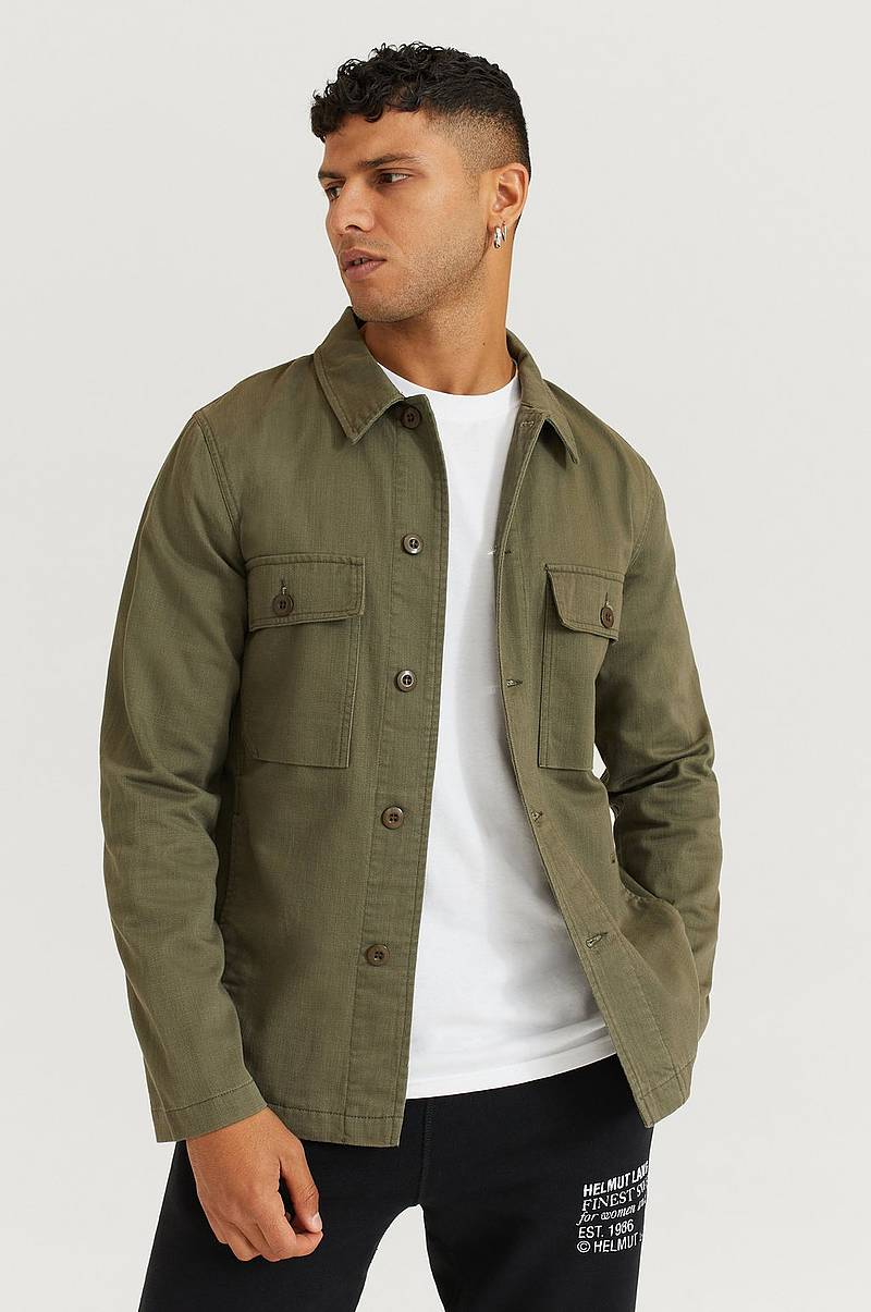 Paitatakki Washed Twill Outershirt