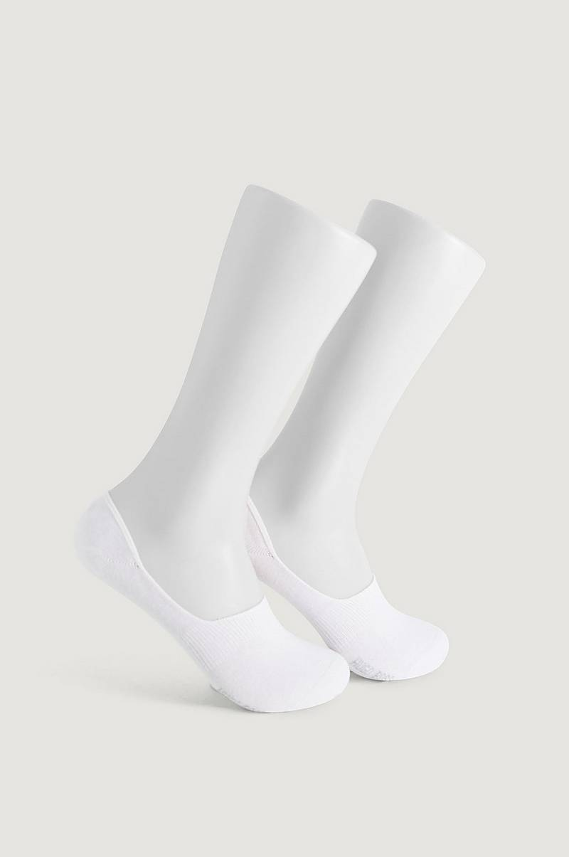 2-Pk Sokker SL Shoeliner Socks