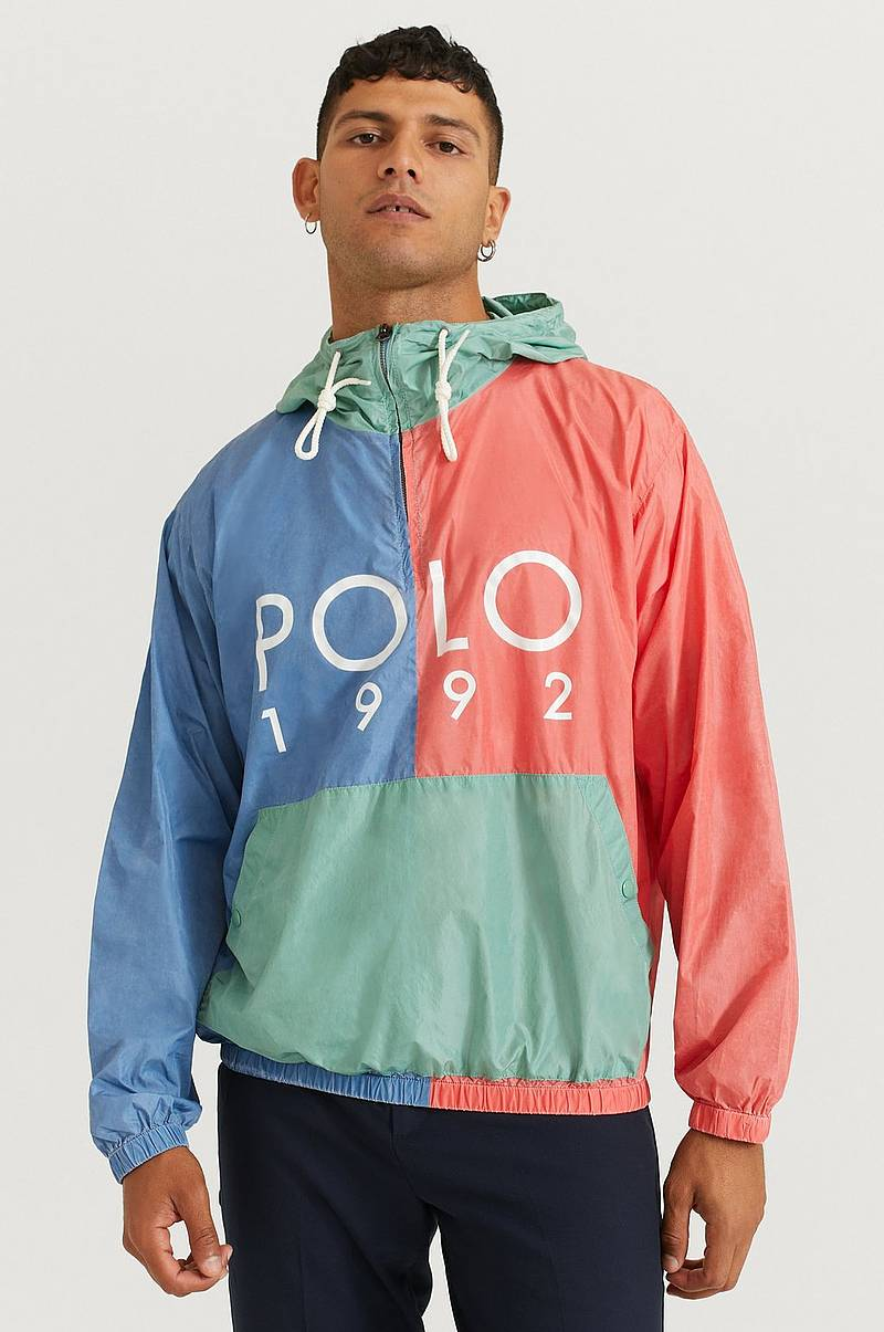 Anorak POLO Pullover Jacket
