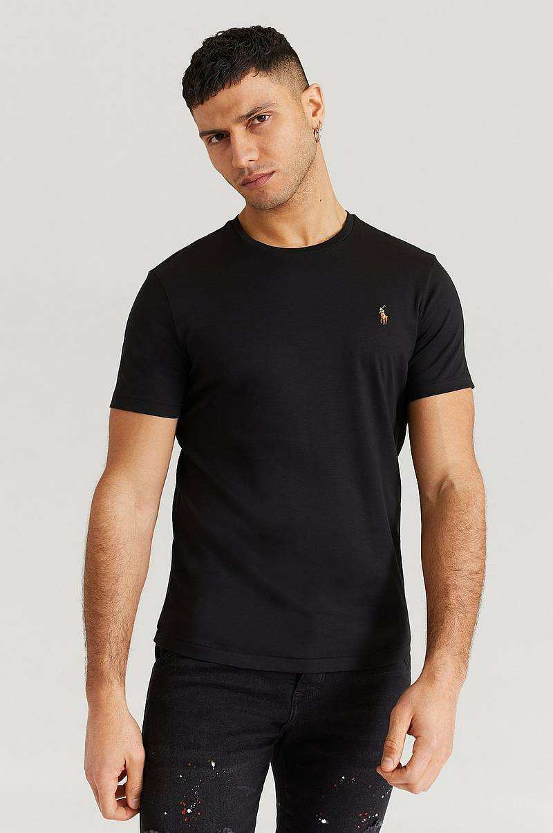 T-paita Pima Polo Short Sleeve