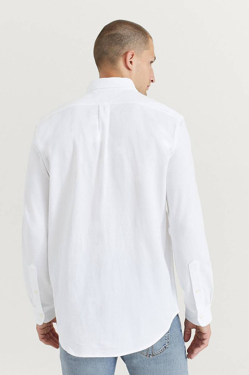 Pikétrøye RL Featherweight Long Sleeve Knit