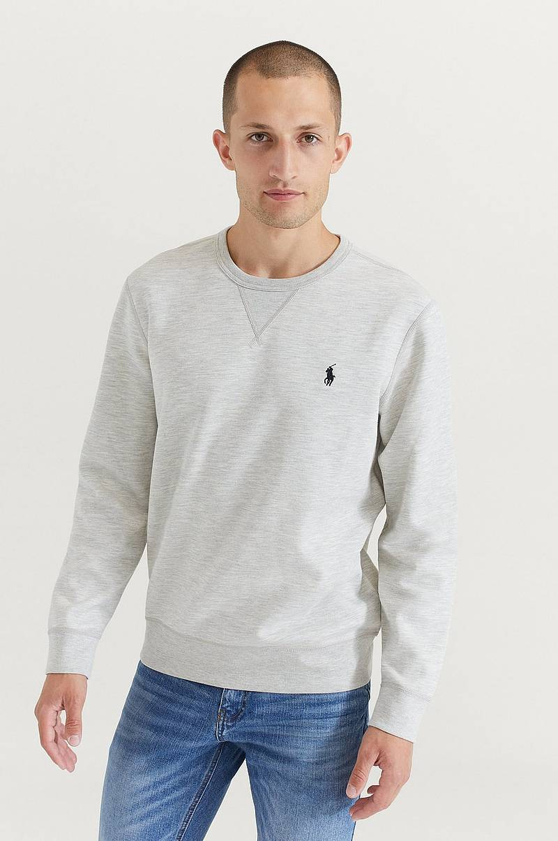 Collegepusero Double Knit Tech Long Sleeve