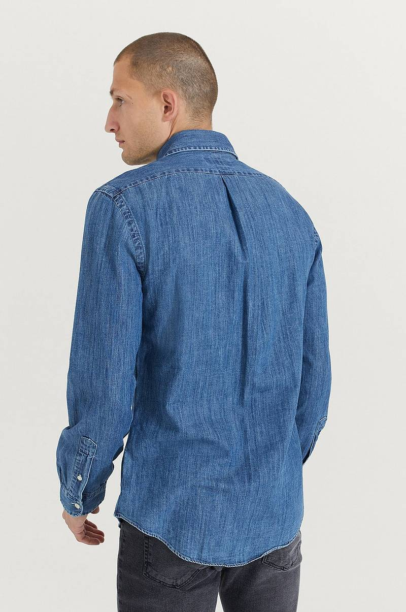 Jeansskjorta Denim Shirt