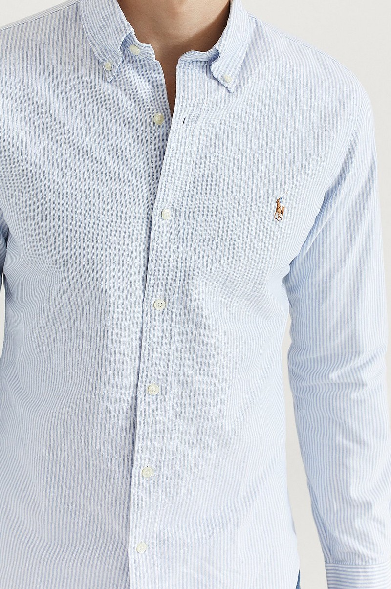 Skjorte L/S Oxford Shirt