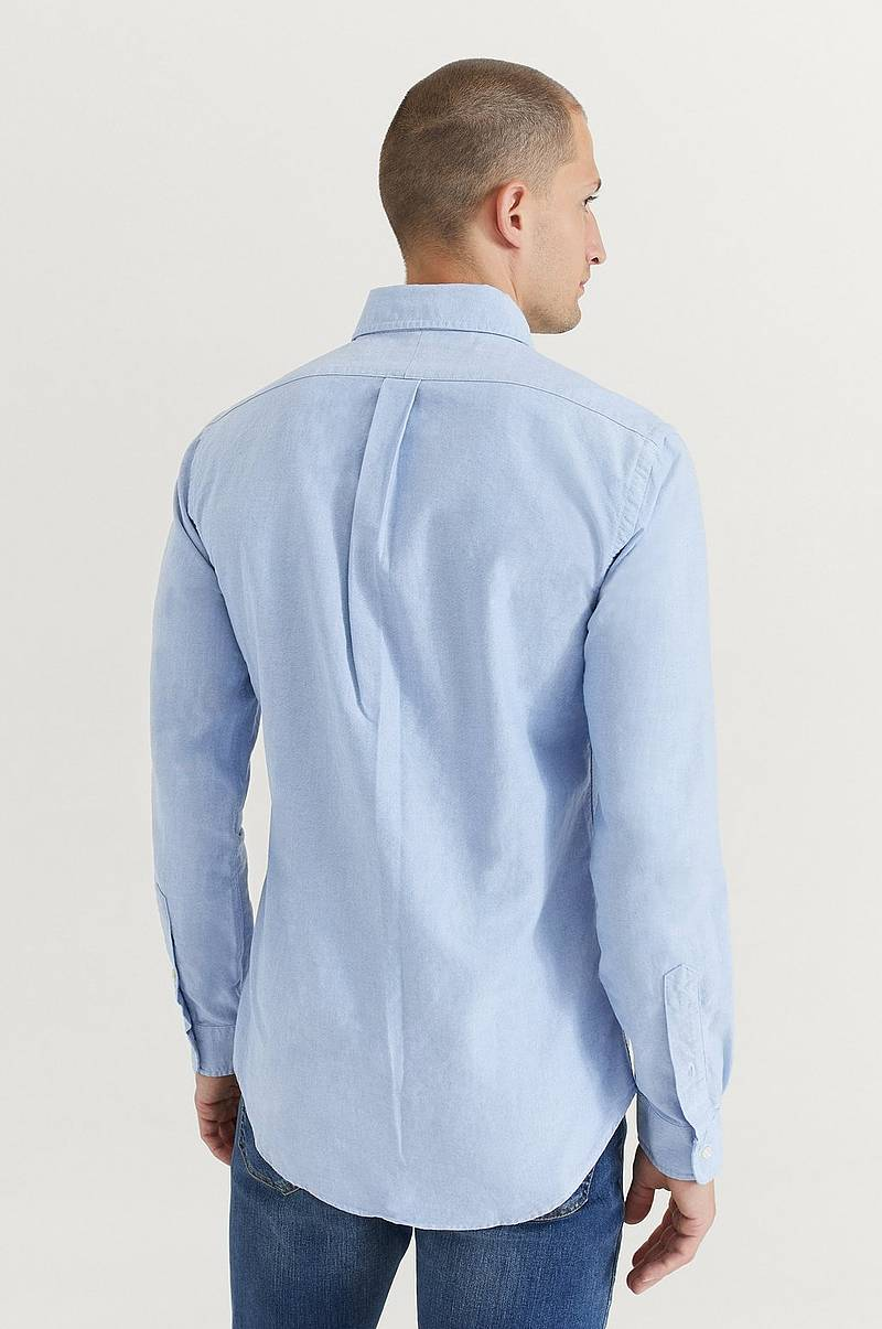 Kauluspaita L/S Oxford Shirt