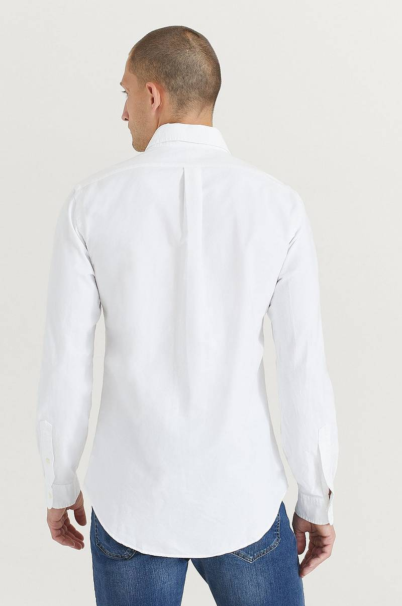 Skjorta L/S Oxford Shirt