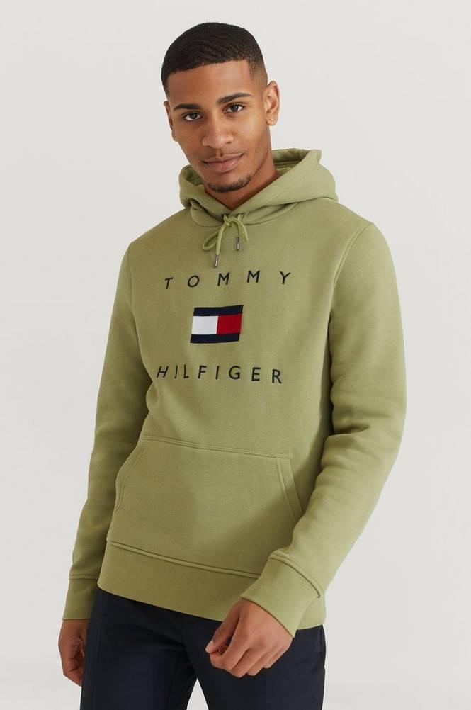 Huppari Tommy Flag Hilfiger Hoody