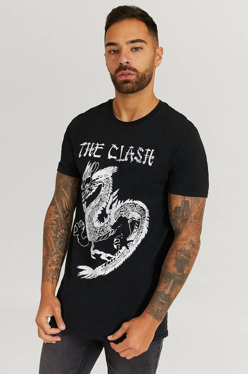 T-shirt The Clash Tee