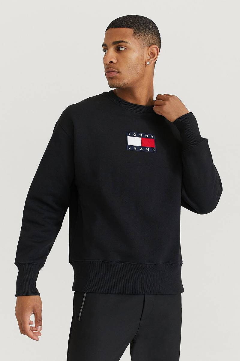 Sweatshirt TJM Small Flag Crew