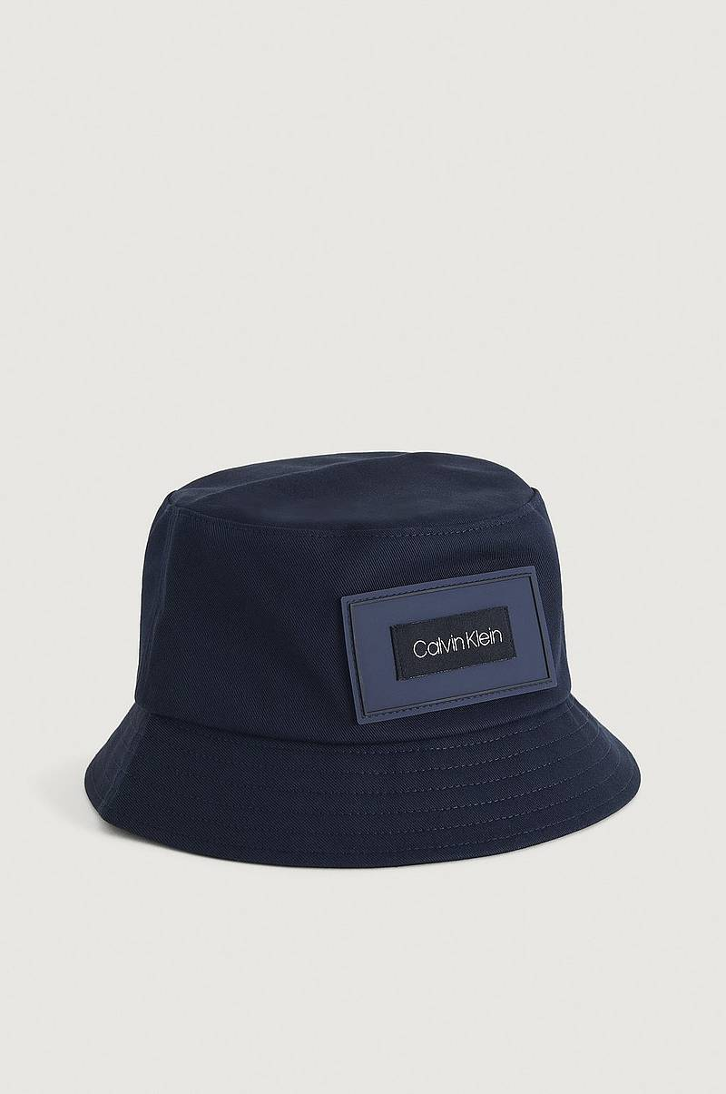 Hat Multi Patch Bucket