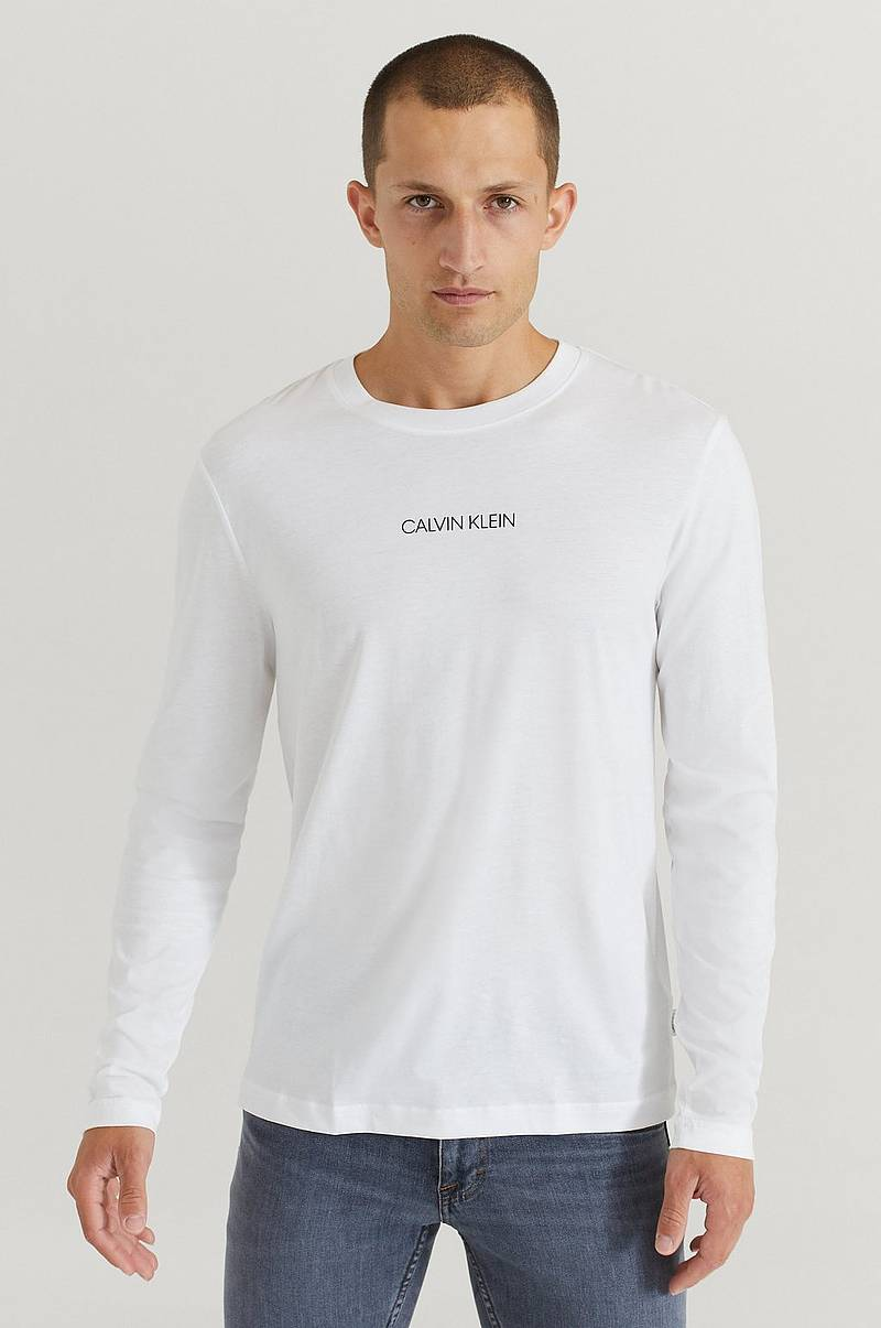Langermet T-Shirt Liquid Logo Long Sleeve T-Shirt