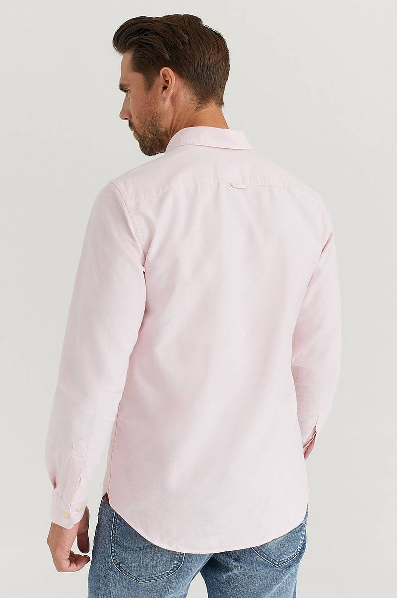 Skjorte André Button Down Shirt