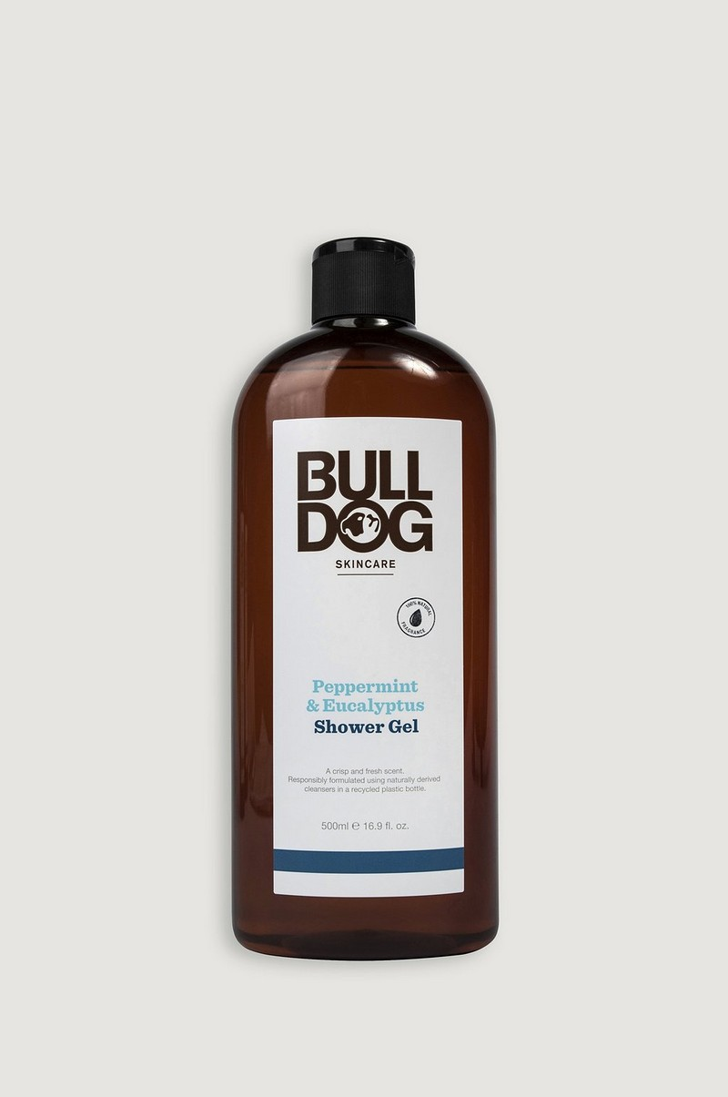 Bulldog Peppermint Shower Gel