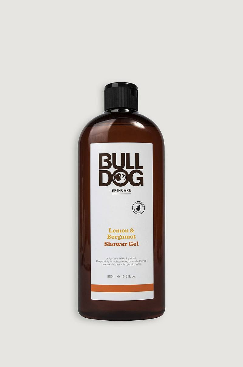 Bulldog Lemon & Bergamot Shower Gel