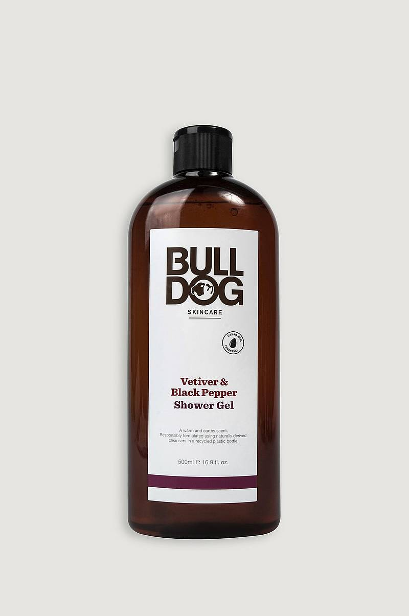 Bulldog Vetiver Shower Gel