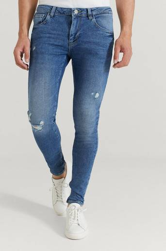 GABBA Jeans Iki K3425 Jeans Blå