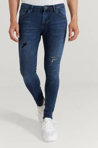 GABBA Jeans Iki K2429 Jeans Blå