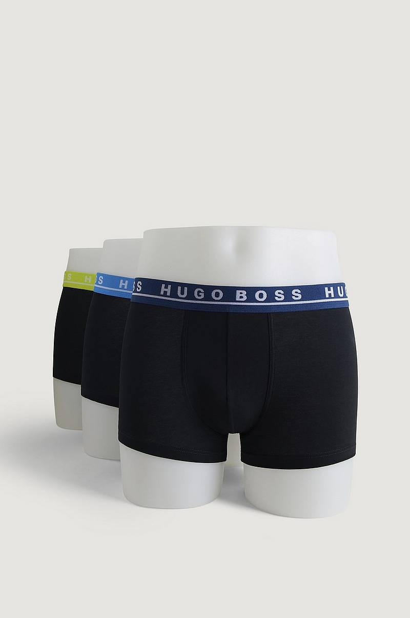 Boxershorts 3-Pk Trunks