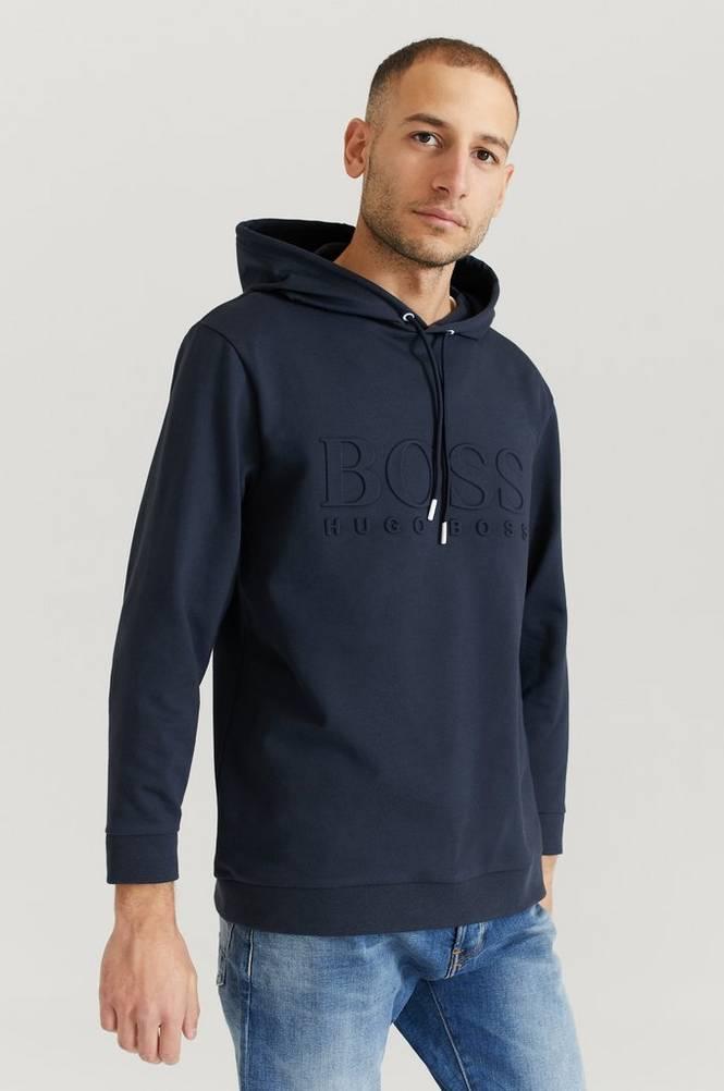 Huppari Heritage Hooded Sweatshirt