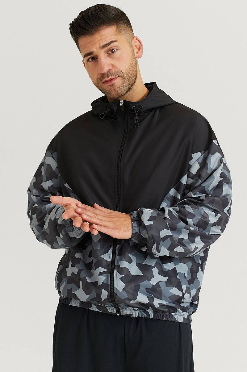 Jakke Windbreaker Jacket