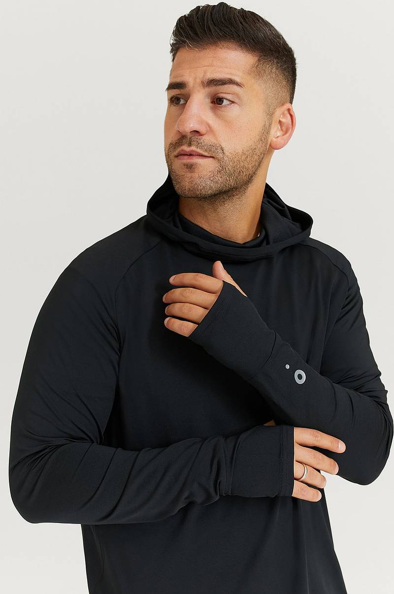 Genser Hooded Long Sleeve