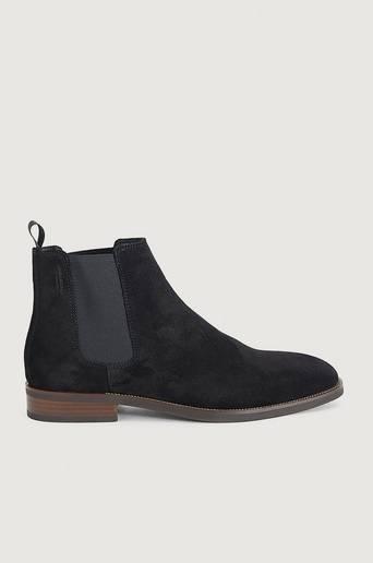 Vagabond Boots Percy Svart  Male Svart
