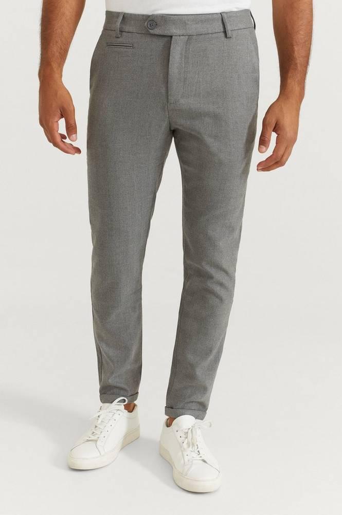 Housut Como Herringbone Suit Pants
