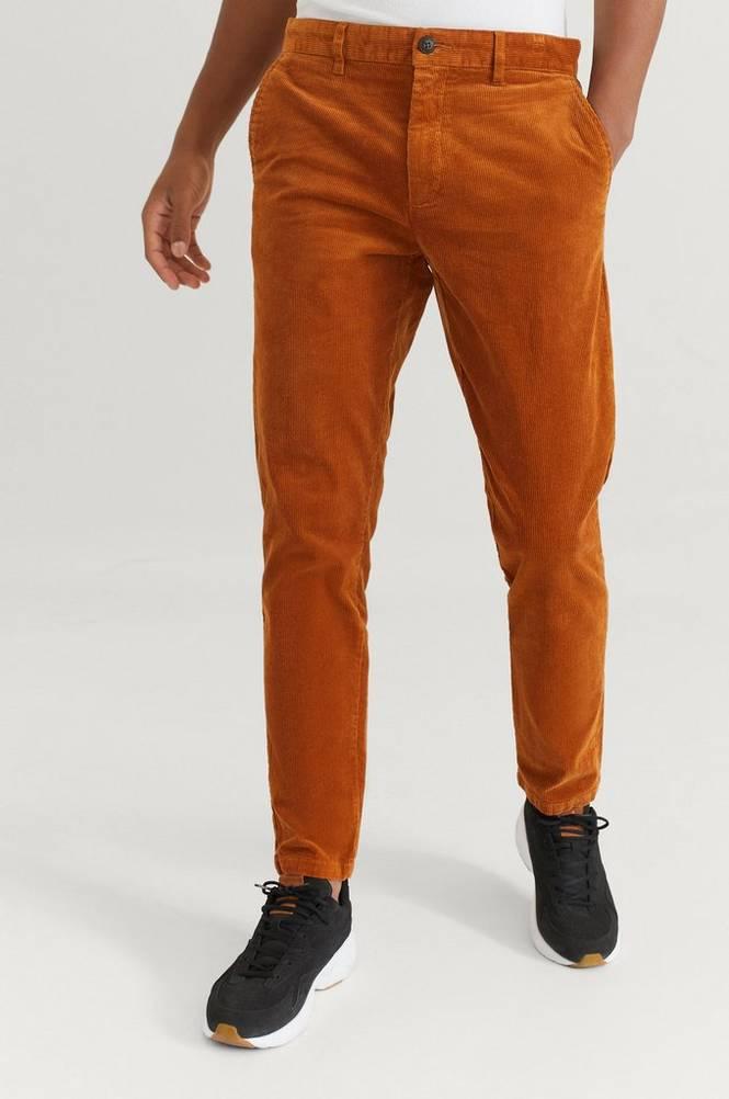 Housut Como Corduroy Pants