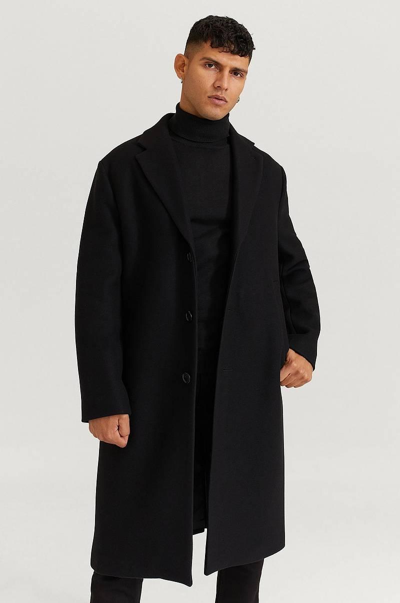 Frakk M. London Coat
