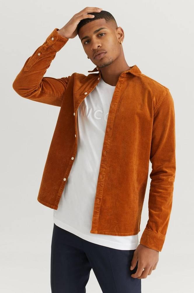 Kauluspaita Felix HW Corduroy Shirt