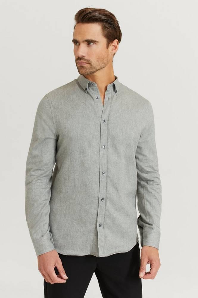 Kauluspaita M. Lewis Flannel Shirt
