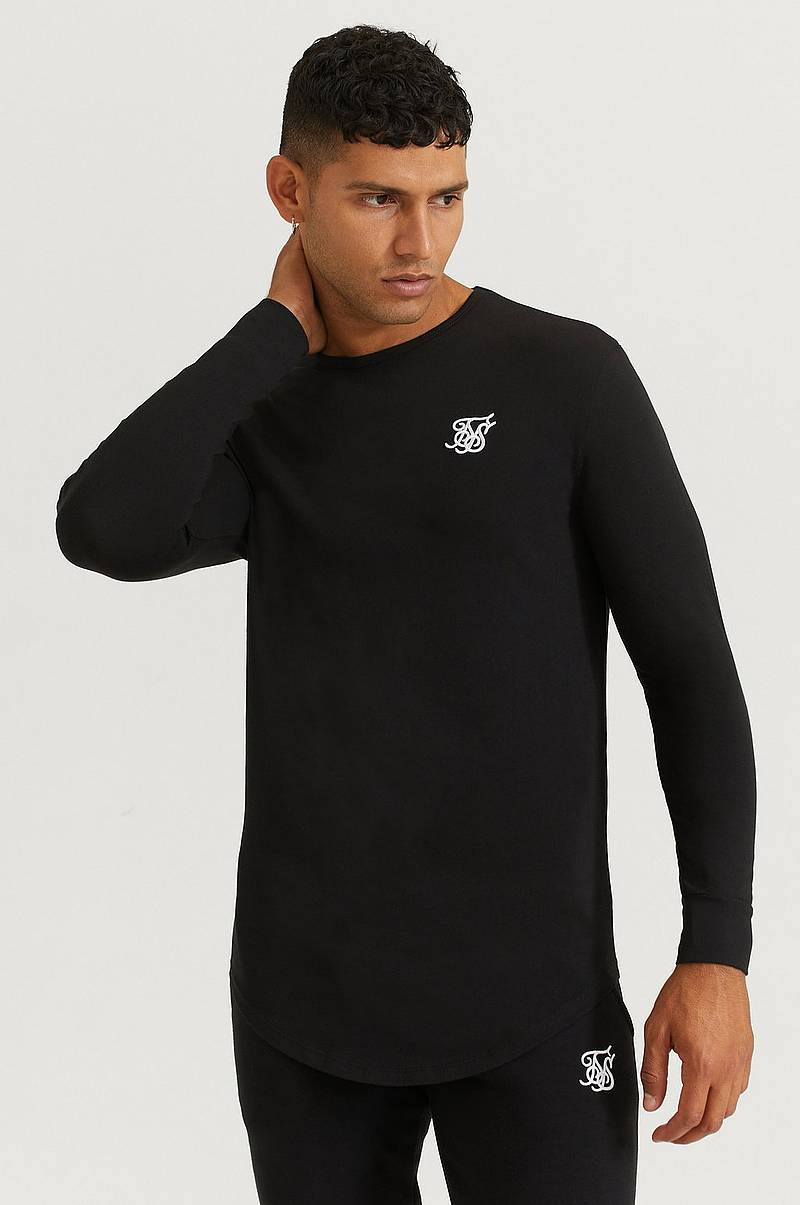 Langermet T-Shirt L/S Core Gym Tee