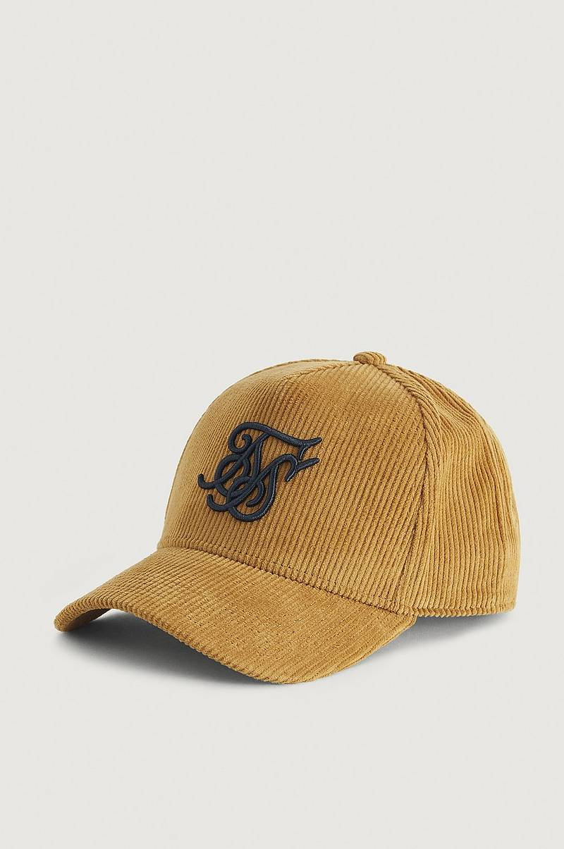 Caps Corduroy Full Trucker