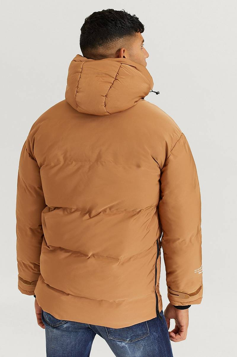 Jacka Oversize Downjacket