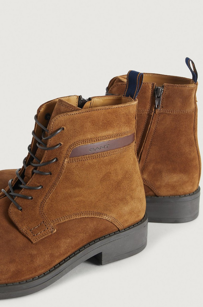 Chelseaboots Brooklyn Mid Lace Boot