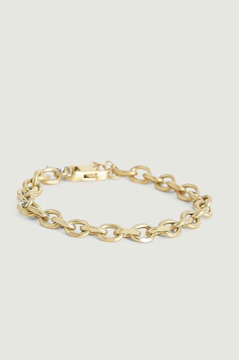 Armband Bracelet Gold Stainless Steel