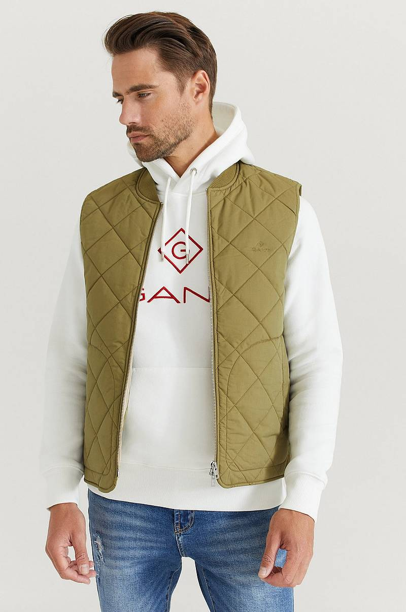Väst D1. The light Padded Vest