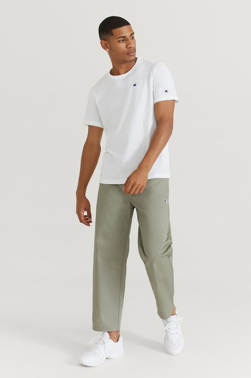 Byxor Straight Hem Pants