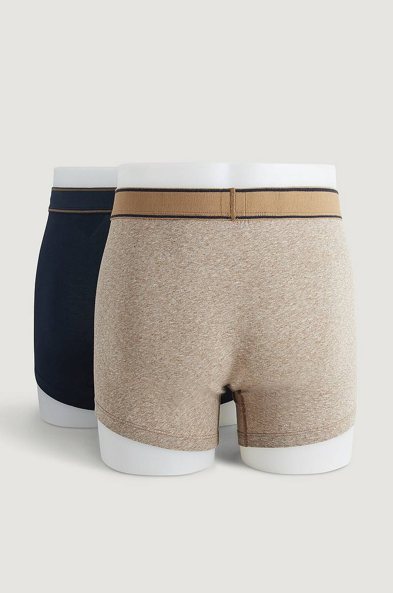 2-pk Levi's Men Vintage Heather Boxer Brief