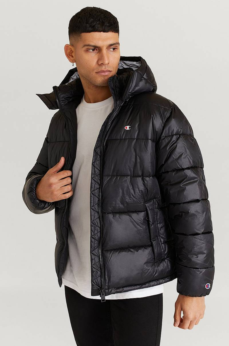 Pufferjacka Hooded Jacket