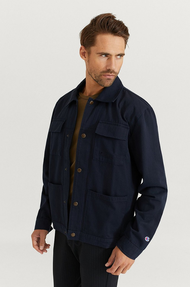 Overshirt Full Buttoned Top