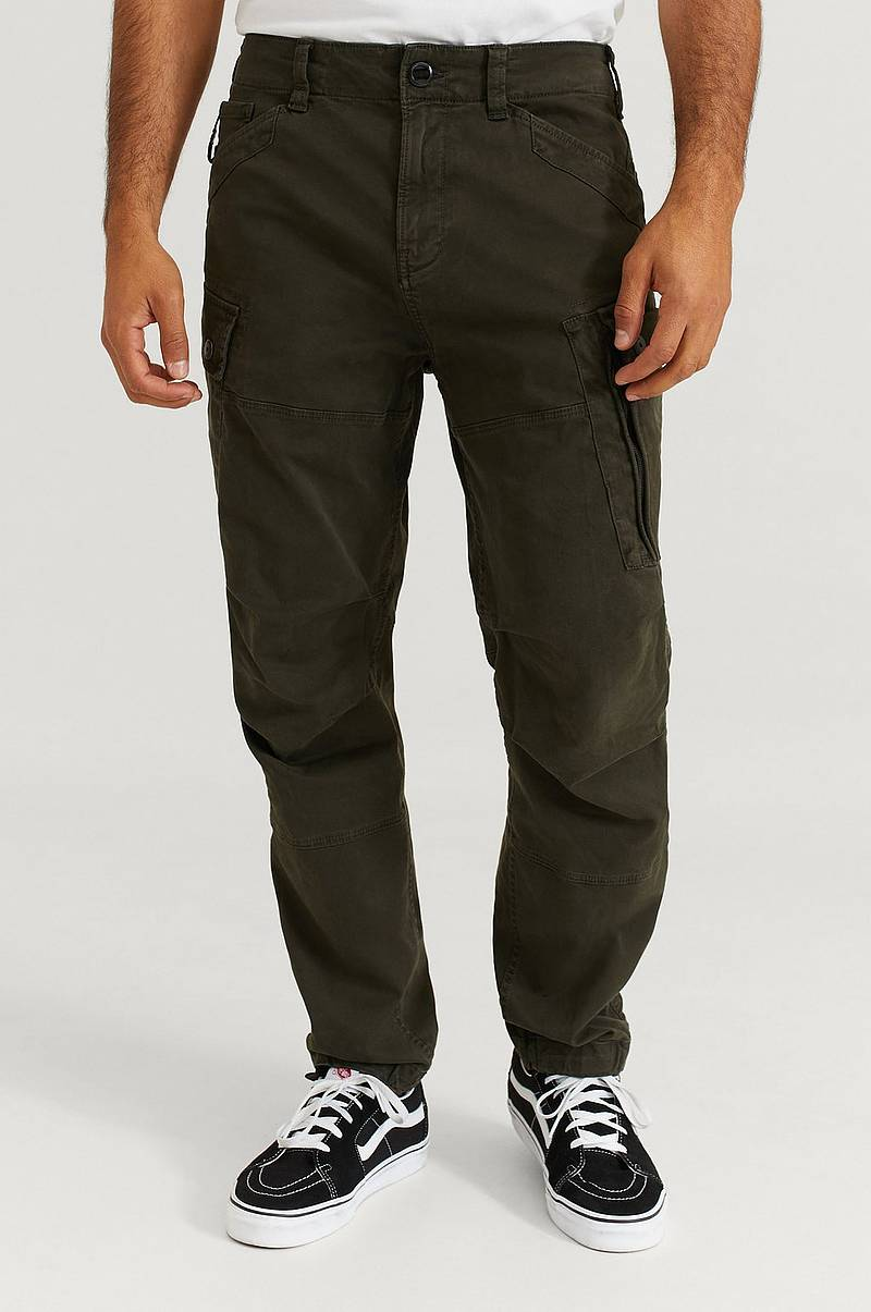 Bukse Roxic Straight Tapered Cargo Pant