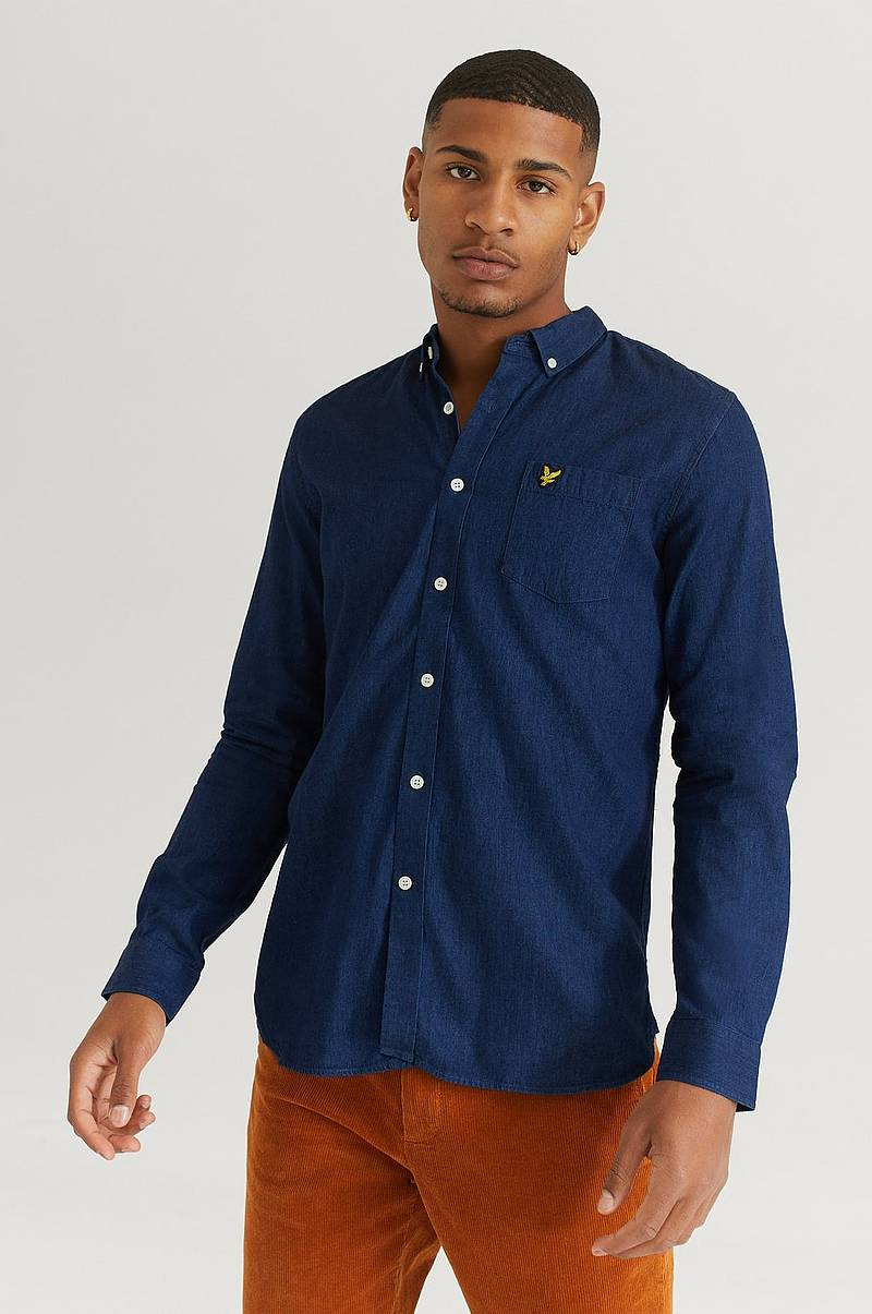 Skjorte Denim Shirt