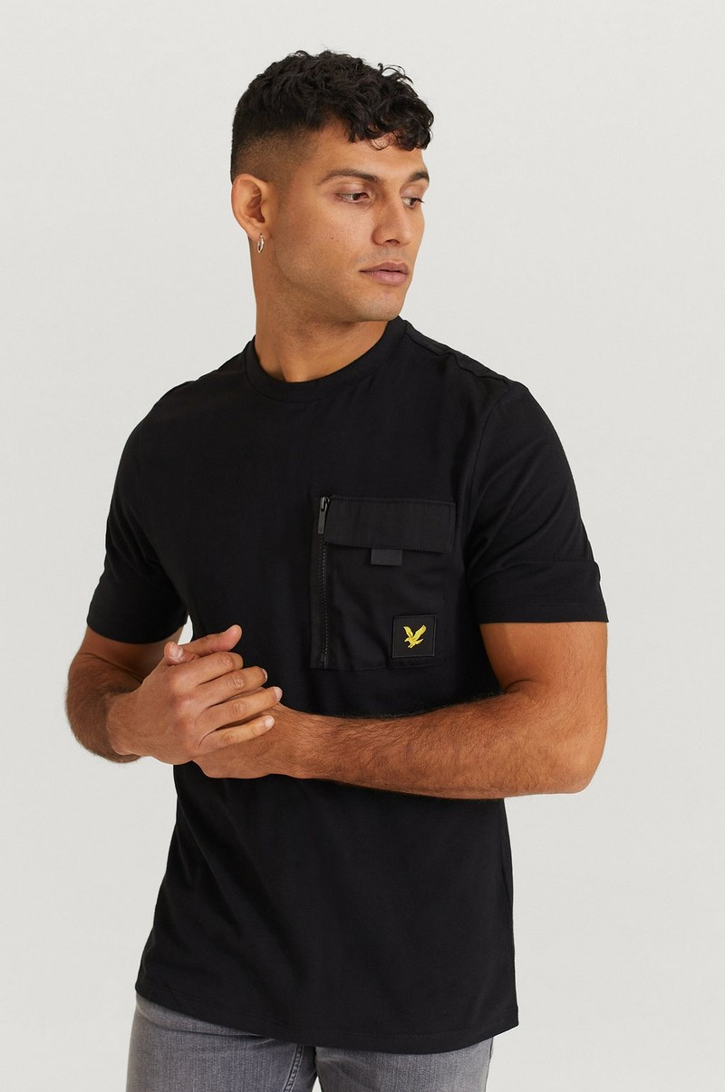T-shirt Chest Pocket Tshirt