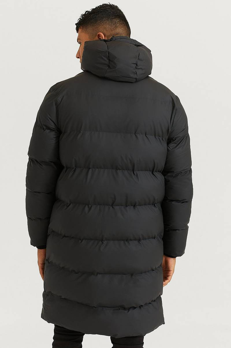 Regnjakke Puffer Long Rains Jacket