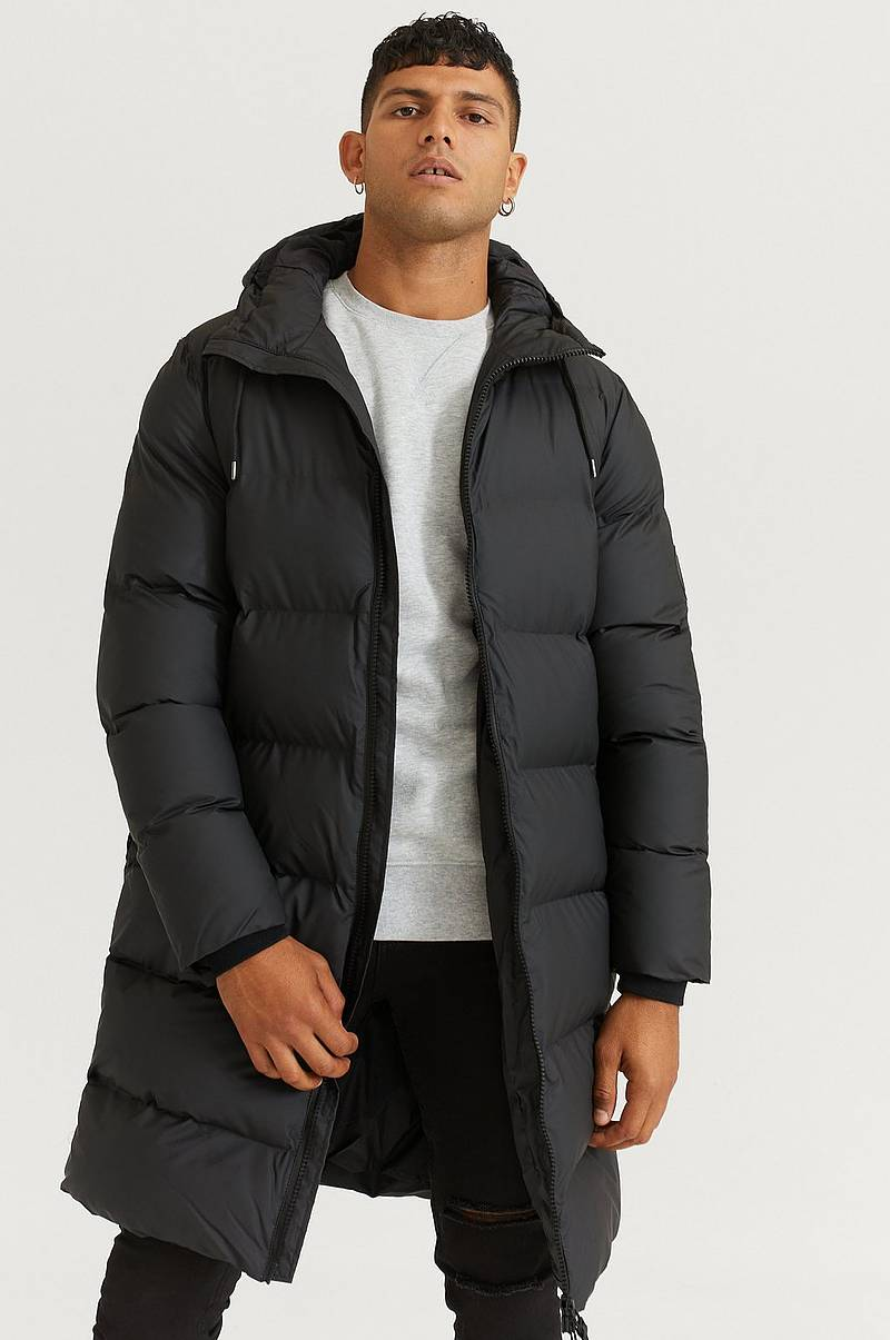 Sadetakki Puffer Long Rains Jacket