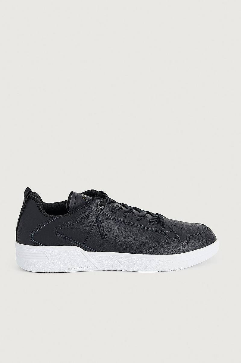 Sneakers Visuklass Leather S-C18 Black White - Men