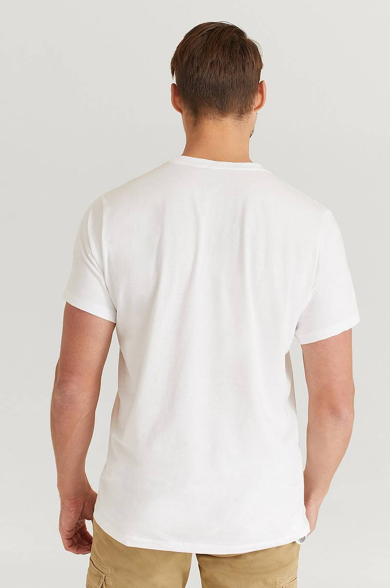 3-Pack T-Shirts S/S Crew Beck 3PK